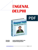EBook Mengenal Delphi