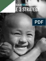 TFI Phase 3 Journey - Docket