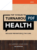 180 Nutrition Turnaround Health eBook