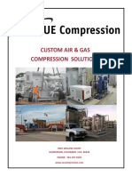 UE Compression Corporate Brochure - April 2014