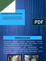 Agitated Film Evaporator1