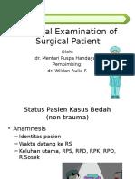 Surgery Physical Examination