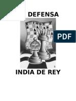 Defensa India Del Rey