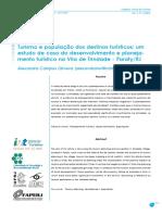 Turismo e população dos destinos turísticos um estudo de caso do desenvolvimento e planejamento turístico na Vila de Trindade.pdf