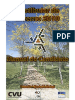 UEM - Manual Do Candidato