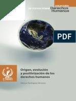 Origen Evolucion Positivizacion