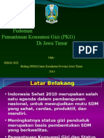 Pedoman PKG