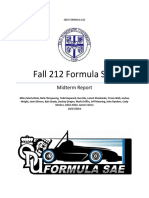 ODU Formula SAE Midterm F12 Final