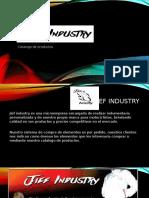 Catalogo de Productos Jief Industry 05-17