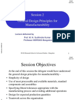 02 General Design Principles for Manufacturability
