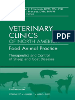 The_utics and Control of Sheep and Goat Diseases, An Issue of Veterinary Clinics, Food Animal Practice
