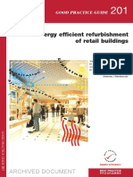 GPG201 Energy Efficient Refurbishment of Retail Buildings