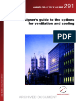 GPG291 Designer%e2%80%99s Guide to the Options for Ventilation and Cooling 2001
