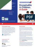 Encephalitis in Children a Guide Current Version