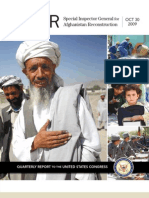 SIGAR Report - Oct 09