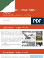 Arsitektur Tradisional Papua