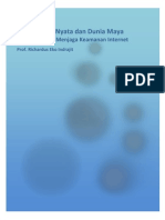 Relasi Antara Dunia Nyata Dan Dunia Maya.