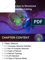 Chapter 1 Cabling