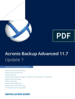 AcronisBackupAdvanced 11.7 Installguide en-US