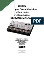 Korg Volca Bass Sm