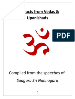 Abstracts From Upanishads