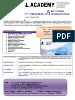 Autodesk Revit Structure 2014 Fundamentals (First Quarter)