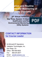 validation plan protocol