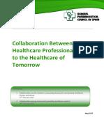 Collaboration Between Healthcare Professionals