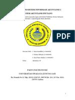 Makalah Sistem Akuntansi Piutang Kelompok 1