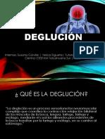 DEGLUCIÓN