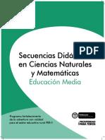 Ciencias Matematicas Media