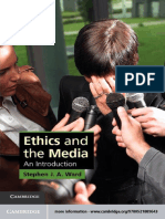 (Cambridge Applied Ethics) Stephen J. a. Ward-Ethics and the Media_ an Introduction-Cambridge University Press (2011)