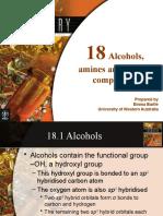 Wk 12 C18 Alcohol ,Amines