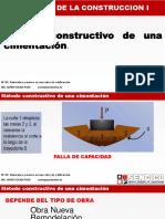 Metodos Constructivo de Cimentacion