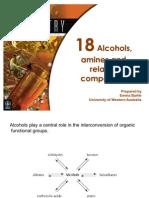 Wk 12 C18 Alcohol ,Amines1