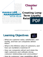 330160254 Ch3 Creating Long Term Loyalty