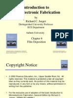 Chp06 Film Deposition