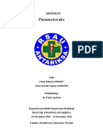 Referat Radiologi Pneumothorax - Cindy Belinda & Onny Hernik.docx