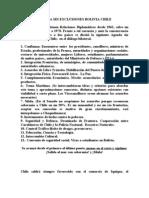 Agenda Sin Exclusiones Bolivia Chile