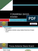 Foramen Basis Kranii