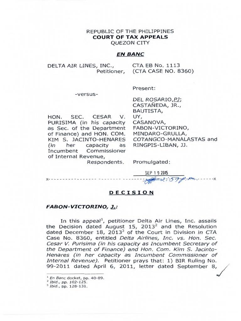 CTA_EB_CV_01113_D_2015SEP10_OTH | Jurisdiction | Certiorari