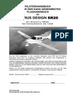 SR20 Handbuch Deutsch