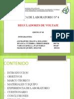 REGULADORES DE VOLTAJE