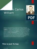 William Carlos William