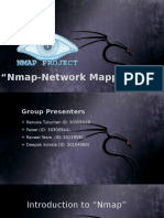 NMap- Network Mapping