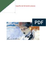 Biobibliografia de Fernando Pessoa
