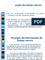 MICROSCOPIA CAMPO OSCURO.ppt