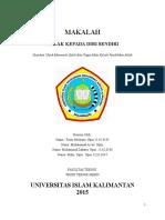 MAKALAH AHLAK KEPADA DIRI SENDIRI.docx