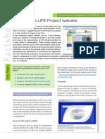 LIFE Website Requirements