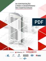 Manual Para Contratação de Projetos Para o Desempenho de Edificações Habitacionais